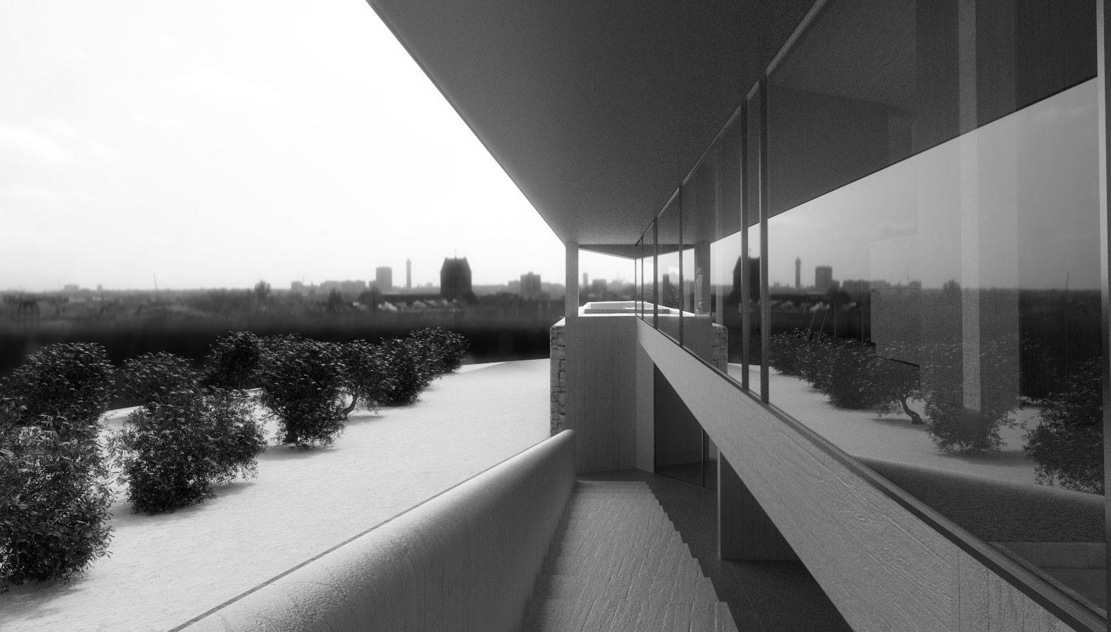 Casa para una parcela con desniveles • Iterare arquitectos